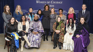 International Women of Courage: A Project