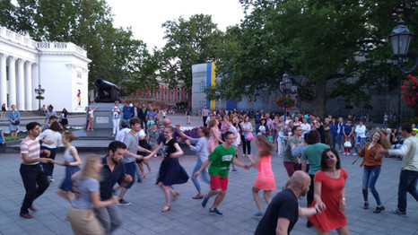 OpenAir на Думской площади