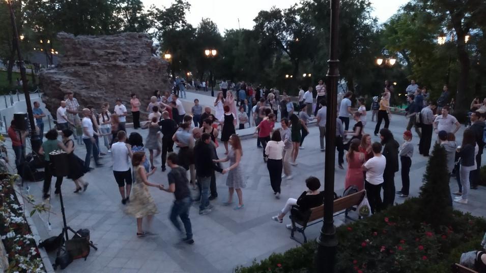 OpenAir в Стамбульском парке