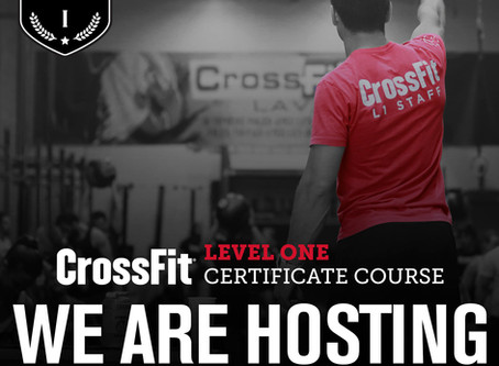 Feb 8-9 Saturday & Sunday || CrossFit Level 2 Seminar - Boston