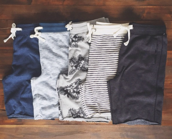 Jogger Short Assortment