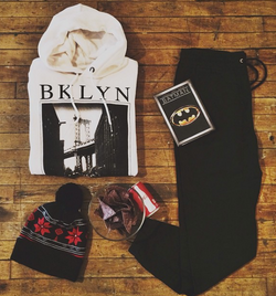 BKC Hoodie and Joggers