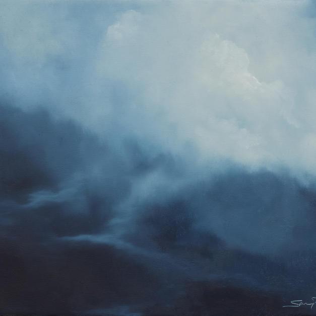 Falling Mist