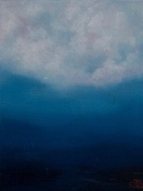 'Vista' 8 x 10 Oil Painting