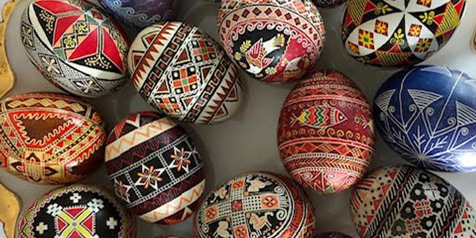 Ukrainian egg class