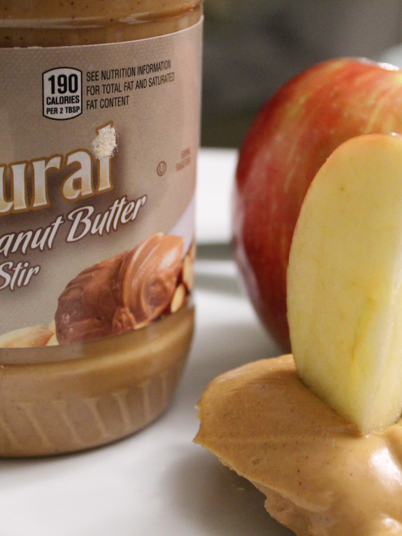 Hyvee Natural Creamy Peanut Butter