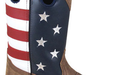 Boot Stars and Stripes