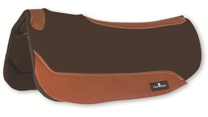Contour Barrel Saddle Pad