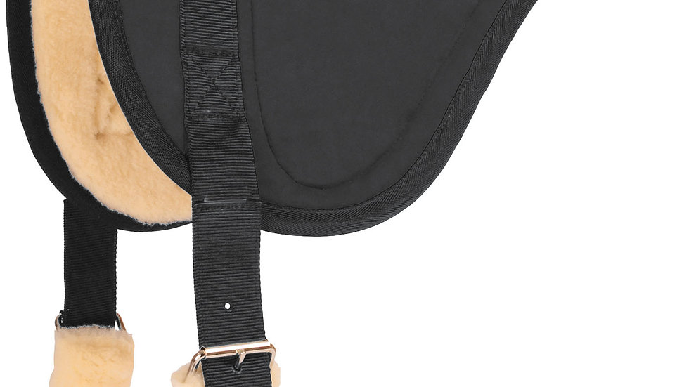 Microsuede Bareback Pad