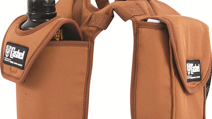 Lunch Horn Bag With Bottle Holder