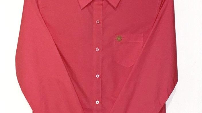 Kirby Pink Trippy Long Sleeve Shirt