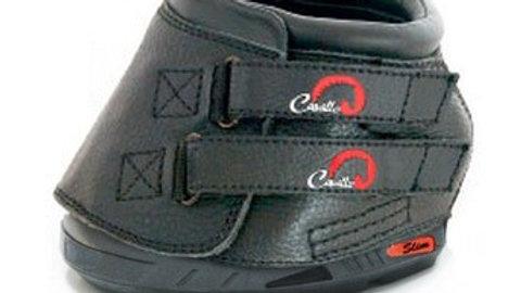 Simple Slim Sole Hoof Boot – Black (sold in pairs)