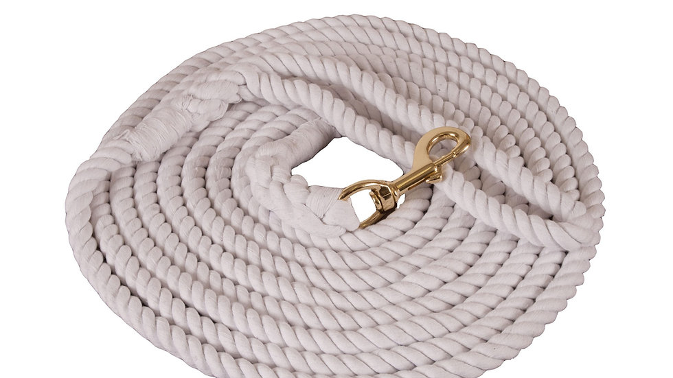 Cotton Lunge Line
