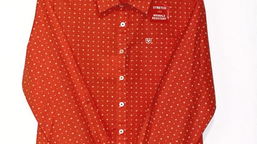 Kirby Stretch Long Sleeve Shirt