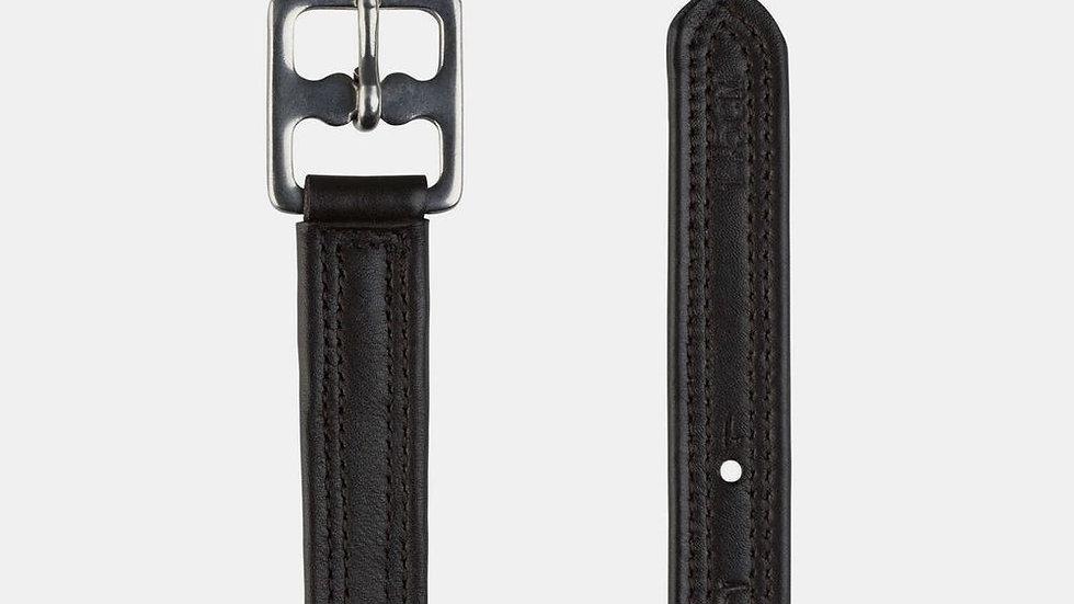 Soft Stirrup Leathers with Nylon Inside