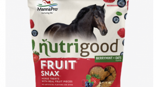 Nutrigood FruitSnax Horse Treats