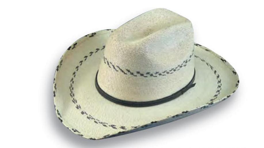 Kids Pinto Palm Cowboy Hat