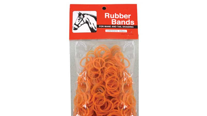Rubber Braid Bands