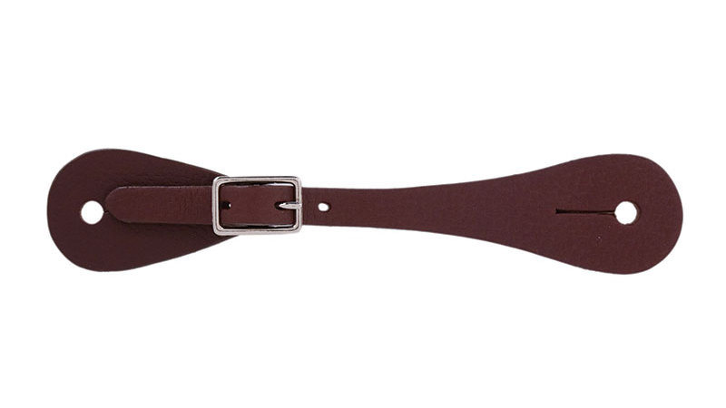 Leather Western Spur Straps