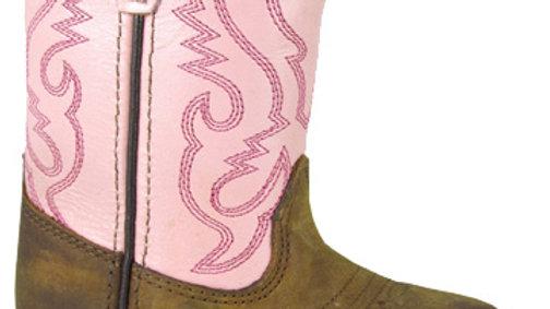 Hopalong Pink Boot