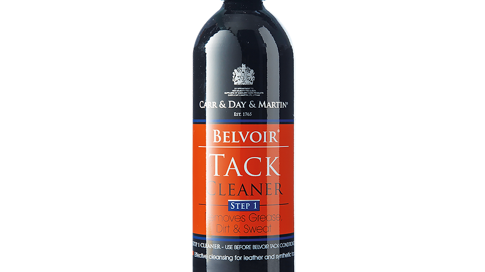 Belvoir Step 1 Tack Cleaner Spray