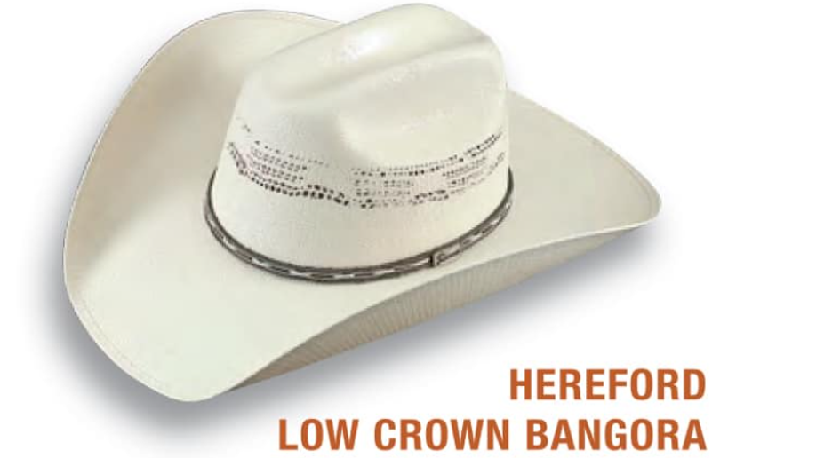 Hereford Bangora Straw Hat