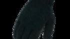 Kids Chenille Knit Glove Black