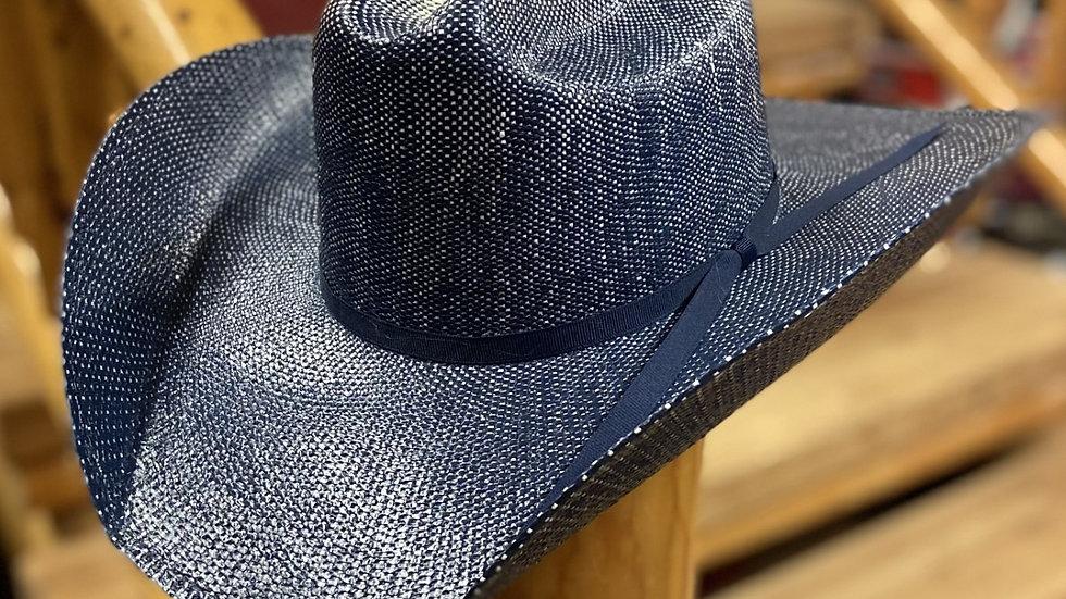 Blue Northerner Straw Hat