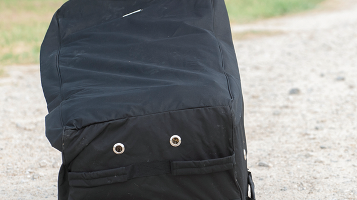 Rolling Hay Bale Bag