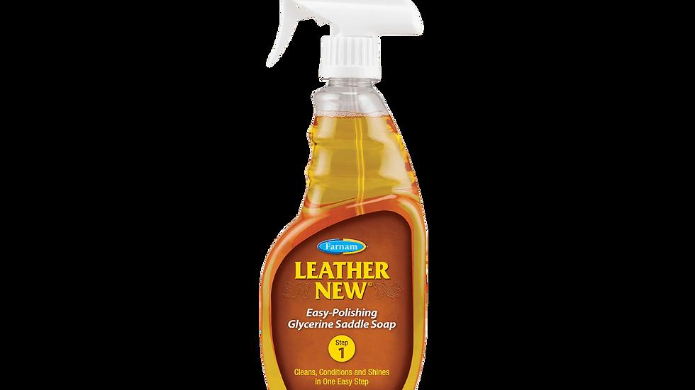 Leather New Easy-Polishing Glycerine Saddle Soap
