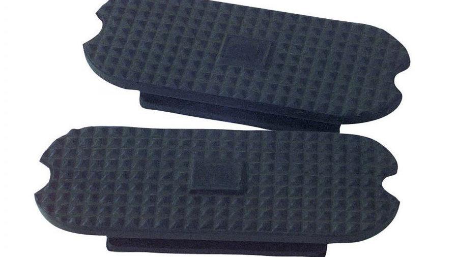 Korsteel Black Stirrup Treads