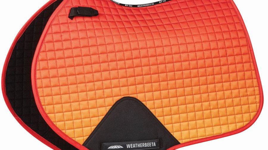 Weatherbeeta Prime Ombre Jump Shaped Saddle Pad