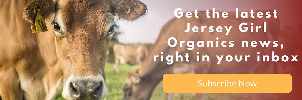 Subscribe to Jersey Girl Organics newsletter
