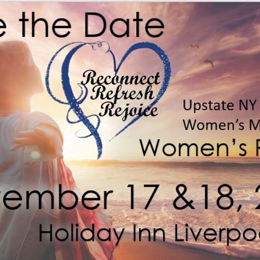 Upstate NY Women's Retreat