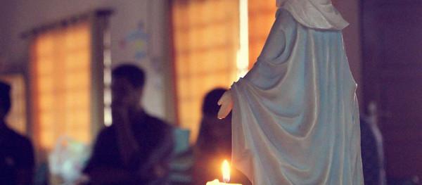 María, fuente de consuelo en la Medalla Milagrosa