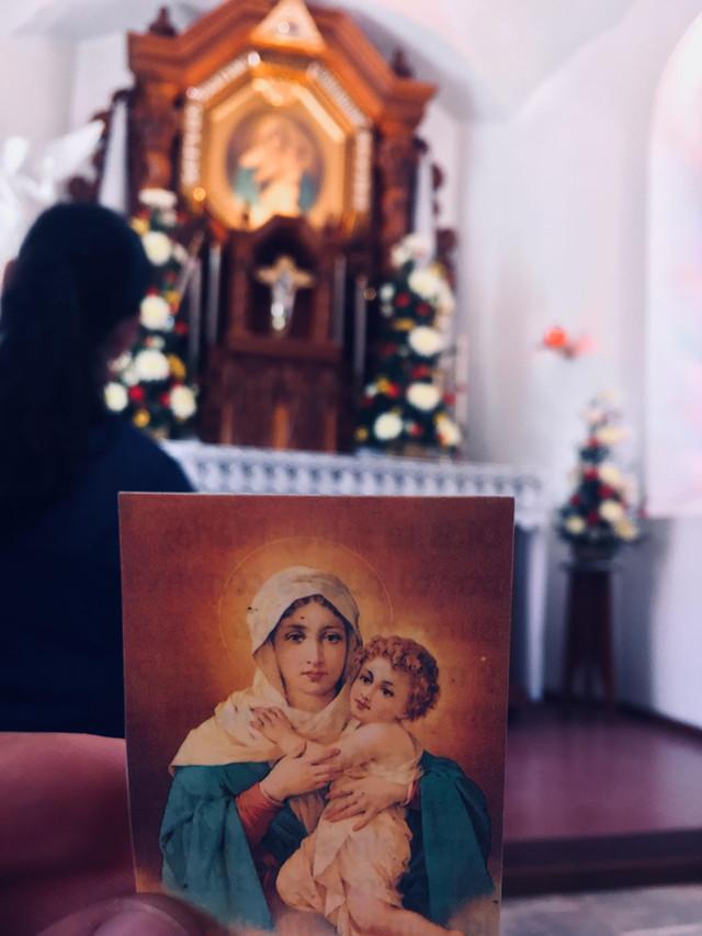 Historia de una Vocación a la Vida Religiosa: Hermana Lourdes
