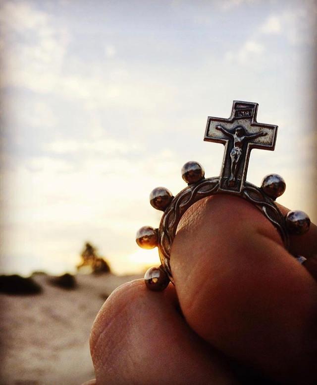 La Cruz que no quiero