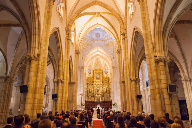Un Matrimonio en Dios: Martha y Manuel