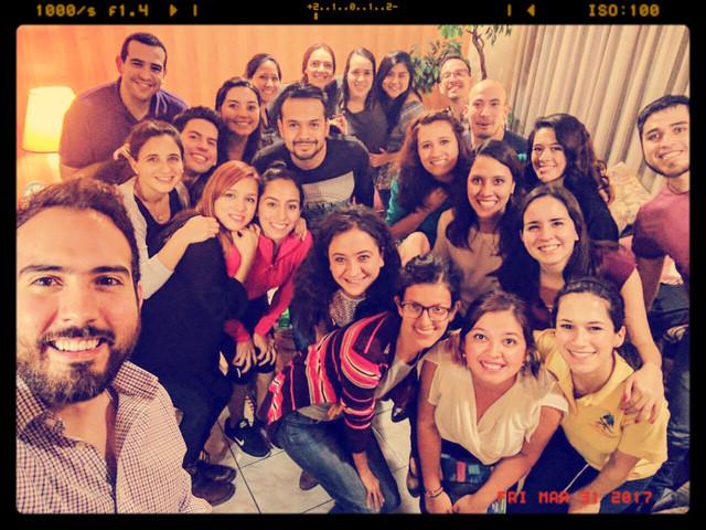 DIEC Profesionistas: Una Comunidad con el Corazón en el Cielo
