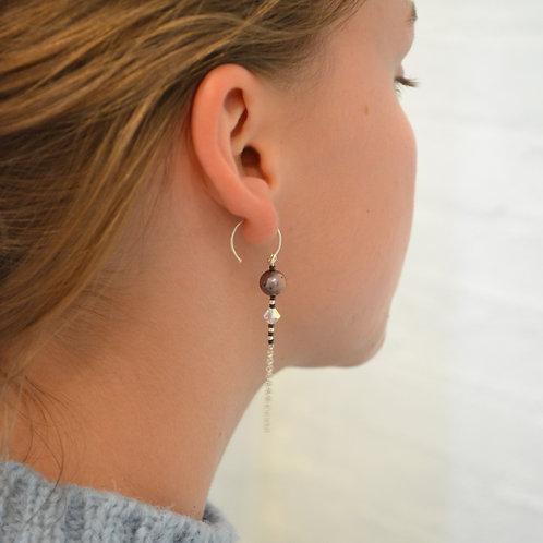Freja unika øreringe