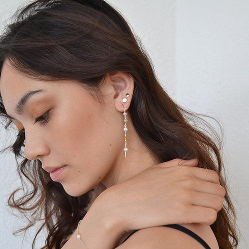 Nina unika øreringe
