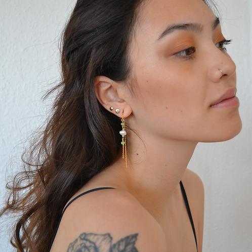 Margharita unika øreringe