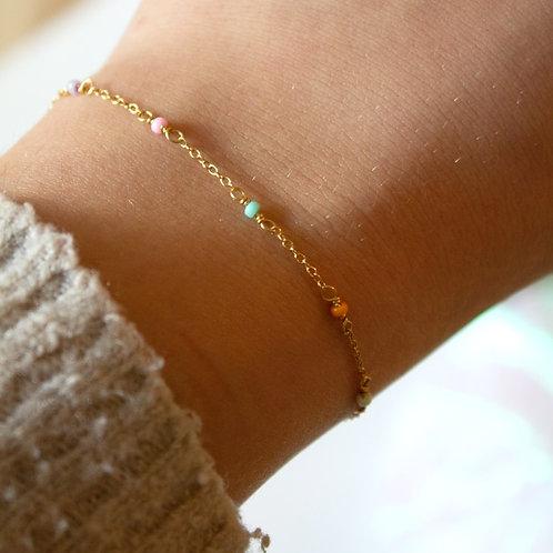 Alyssa armbånd guld