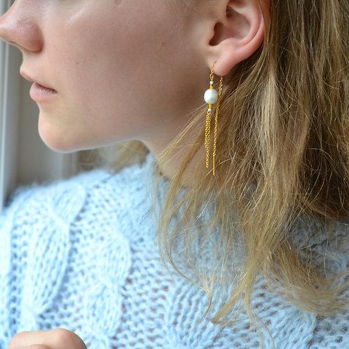 Grete unika øreringe