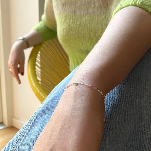 Alyssa armbånd sølv