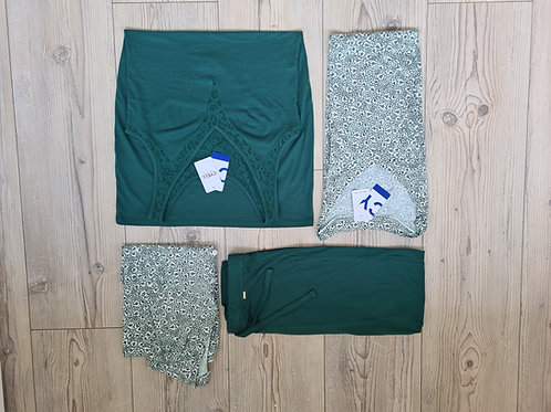 Cyell badjas met ritssluiting 130607-790