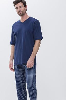 Mey lounge shirt korte mouw 20710