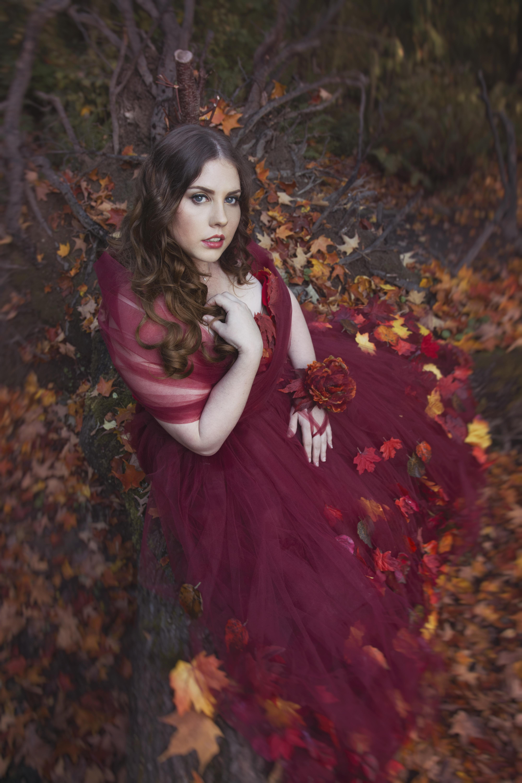 Fall Fairy
