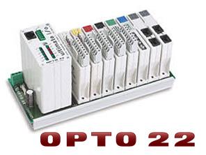 Opto22 snap racks