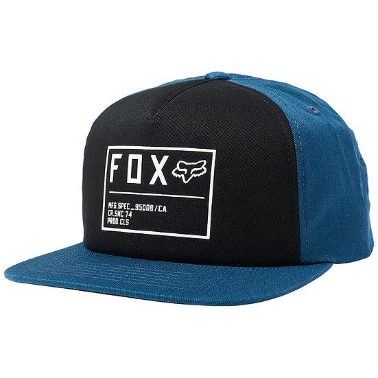 Fox Non Stop Hat Blue